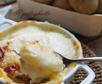 Il mio pasticcio di patate e bacon…very comfort food!