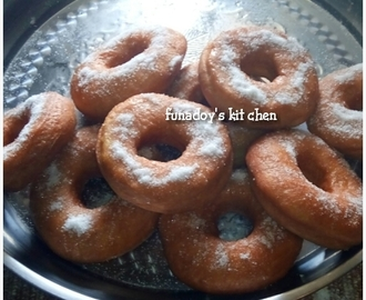 Glazed Ring Doughnut Recipe
