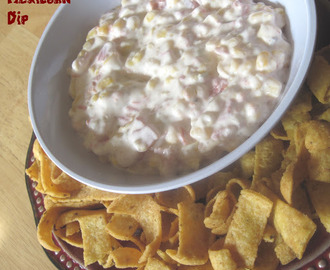 Simple Mexicorn Dip