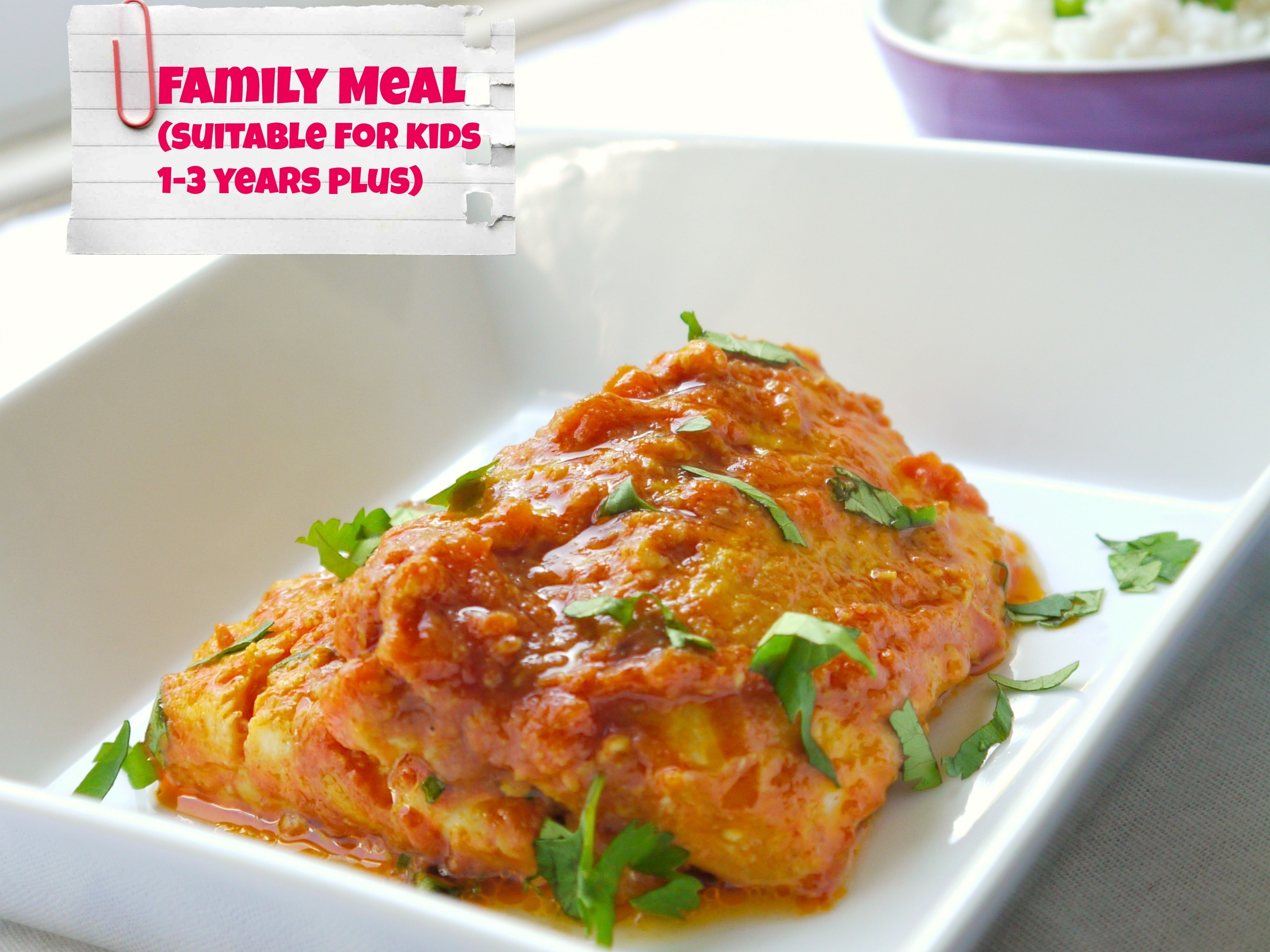 Masala Fish Curry