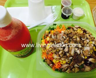 10 Healthy food & Drinks spots in Lekki, Lagos you should know