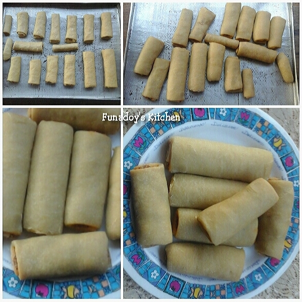 How To Make Sausage Roll