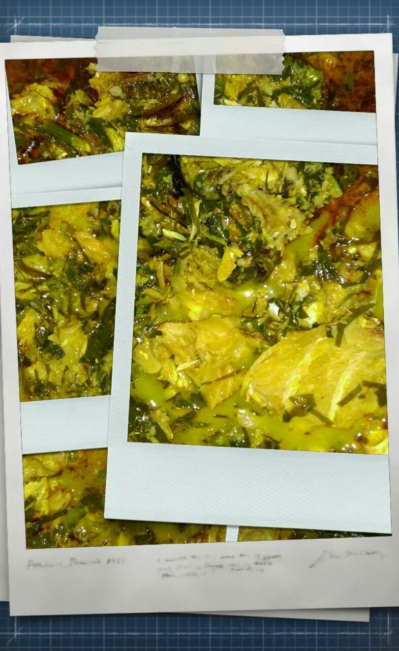 Recipe: Ofe Owerri