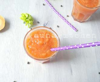 Pawpaw Orange Smoothie