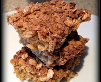 Simple 4-Ingredient Flapjacks