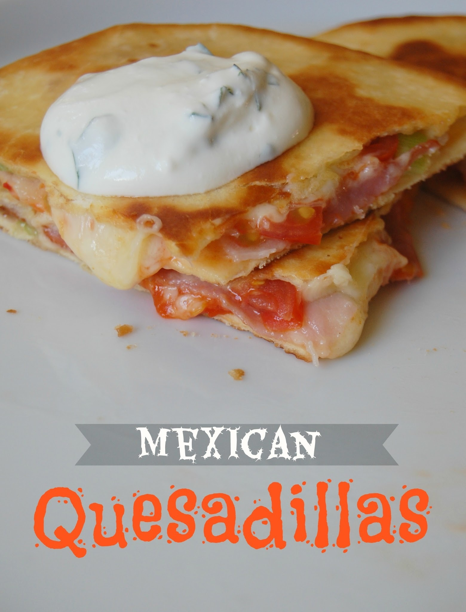 Rezept-Quickie: I´m in love with Quesadillas