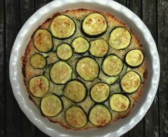 Courgetteschotel
