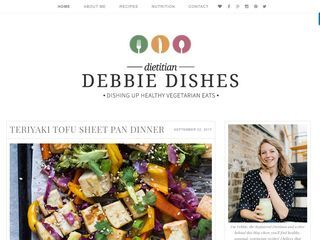 Dietitian Debbie Dishes