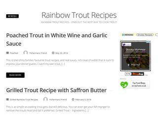 Rainbow Trout Recipes
