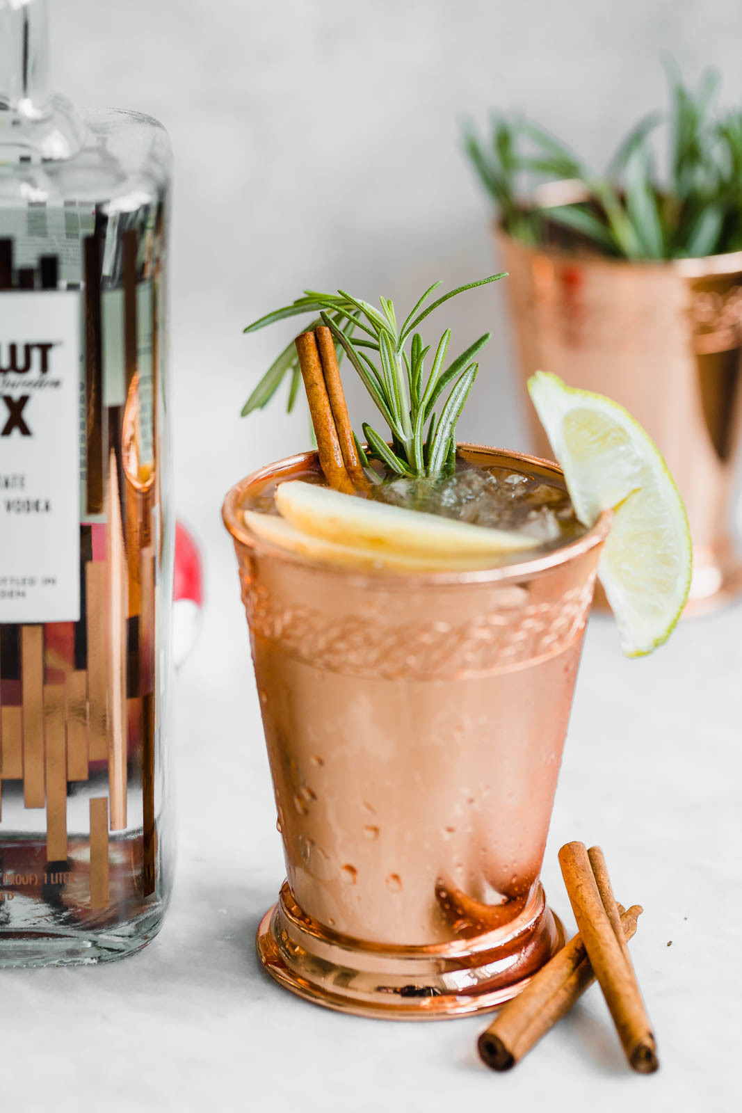 Autumn Moscow Mule