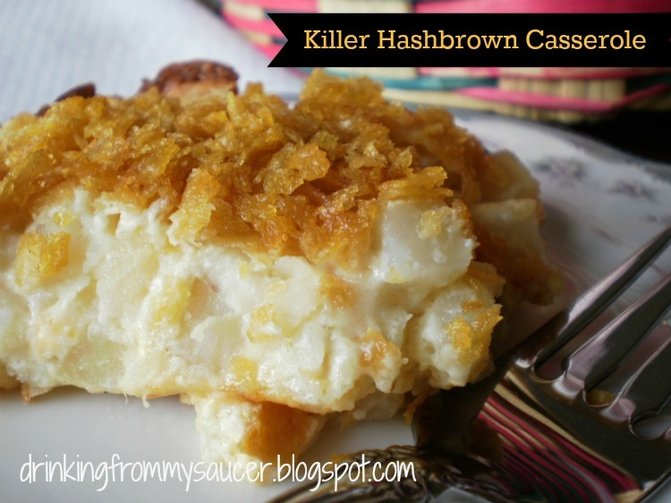 Recipe: Killer Hashbrown Casserole