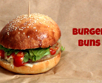 Brown Eyed Baker's Burger Buns