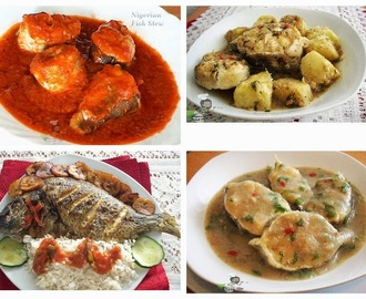 Nigerian Food Recipes For Good Friday