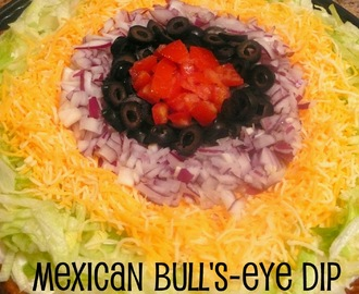 Mexican Bull's-eye Dip