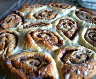 Cinnamon Swirl Rolls || Recipe/Review