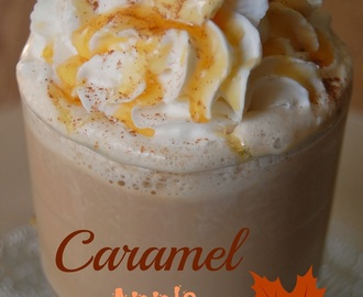 Caramel Apple Latte