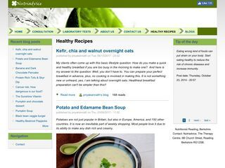 Nutriadvice I Healthy Recipes