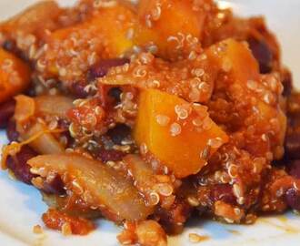 Easy Chilli Recipe