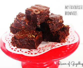 The best cocoa brownies ever!