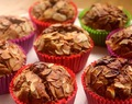 Recept: Speculaasmuffins van overnight oats