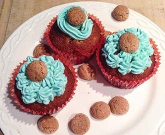 Speculaas cupcakes recept