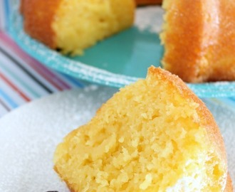 Very Vanilla Bundt Cake