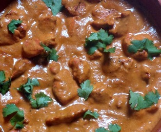 Chicken Tikka Masala Curry