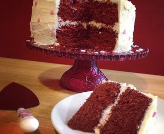 Spread the Love with a Red Velvet Cake