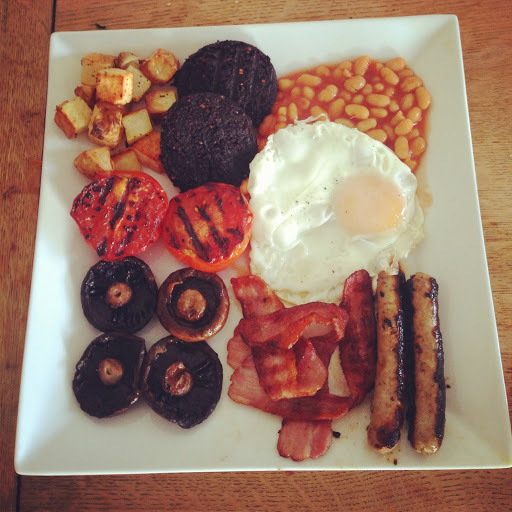 Review: Brighton's best fry up, revisited.
