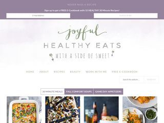 Joyful Healthy Eats
