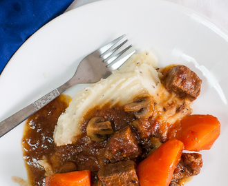 Beef and Guinness Stew (Jamie Oliver)