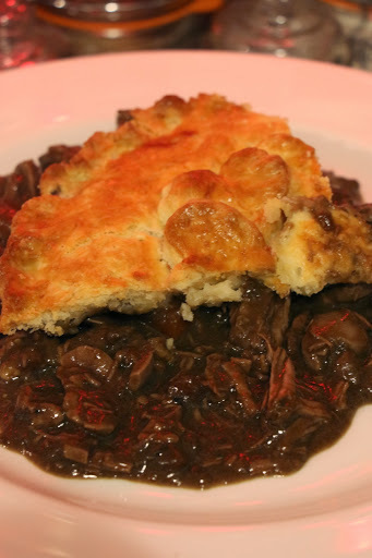 MARRIAGE PROPOSAL VALENTINES DAY SLOW COOKED STEAK AND GUINNESS PIE