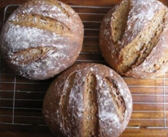 Easy to make sourdough bread