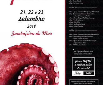 Festival do Polvo 2018 | Zambujeira do Mar