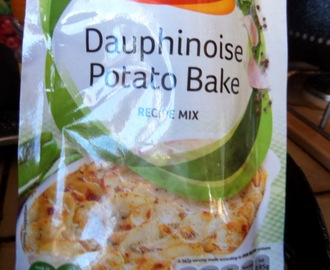 Schwartz Dauphinoise Potato Bake recipe mix review