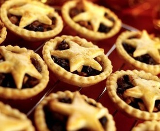 Christmas recipe: Mince Pies with Sweet Pastry