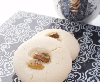 Ghraybey_Middle Eastern Butter Cookies