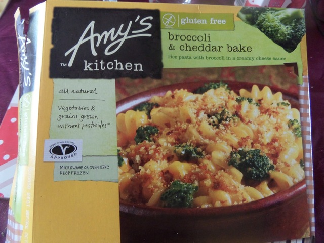 Amy's Kitchen Broccoli & Cheddar Bake review