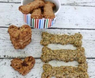3 Homemade Dog Biscuits Recipes