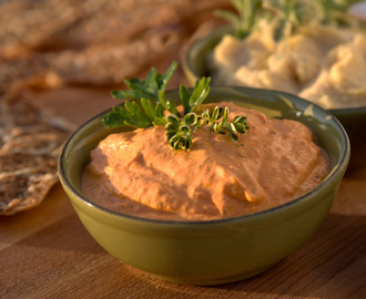Romesco Sauce, the Flavors of Spain