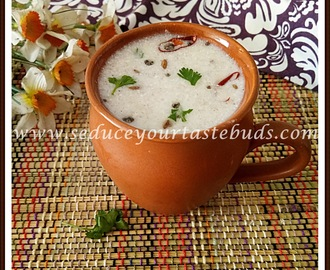 Multi-Millet Savory Porridge Recipe