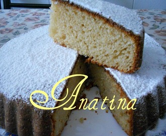 TORTA YOGURT al miele di bosco