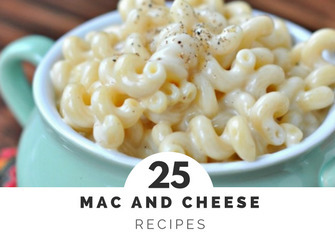 25 Mac and Cheese Recipes