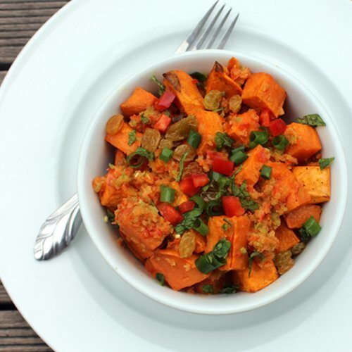 Healthy Sweet Potato Salad Recipe