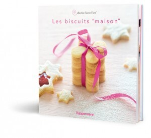 Les biscuits « Maison » by Tupperware