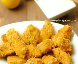 Recetas de palitos de bacalao mytaste - Cocinar bacalao congelado ...