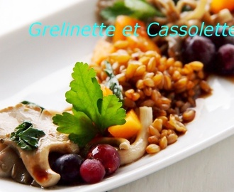 Recettes de plat chaud vegetarien mytaste - Cuisiner le petit epeautre ...