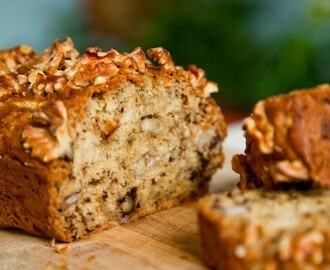 Healthy Banana Bread Recipes with Homemade Nut Butters