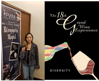 #Diversity: The Grand Wine Experience' Theme for 2018