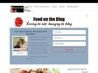 Food Recipes and Reviews